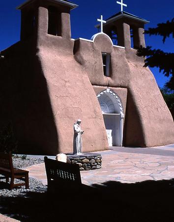 Taos Pueblo & Rancho de Taos