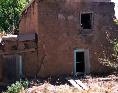 Ranchos de Taos ruins