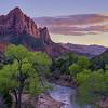 Virgin River Zion Watchman