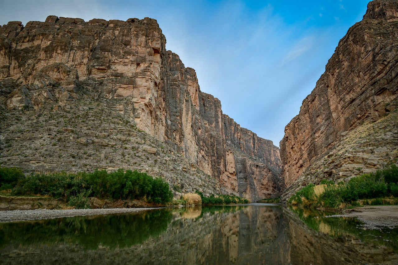 Santa Elana Canyon II