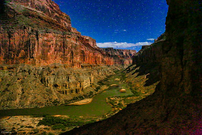 Grand Canyon from the Graneries