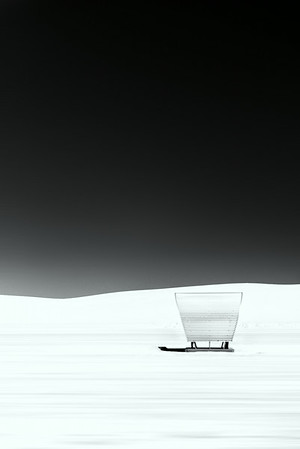 Shelter - White Sands, NM 3<br /> © Sharon Thomas