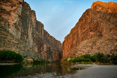 Santa Elana Canyon I