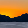 White Sands, NM - Sunset 2<br /> © Sharon Thomas