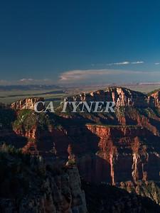 North Rim Grand Canyon Airzona