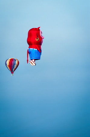 Balloon Fiesta - Albuquerque 3<br /> © Sharon Thomas