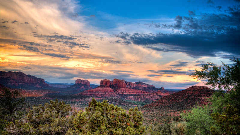 Cathedral Rock in Sedona, AZ