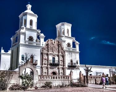 Mission San Xavier de Bac