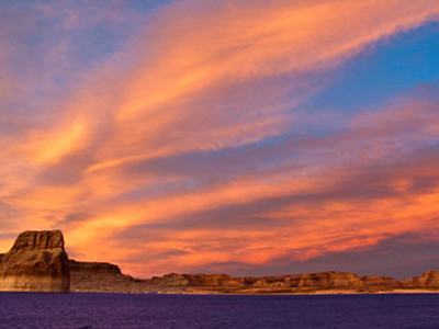 Lone Rock Lake Powell Utah