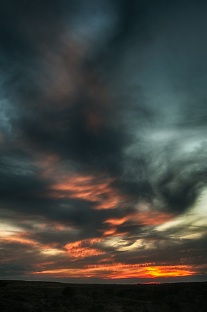 Painted Desert Sunset<br /> © Sharon Thomas