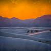White Sands, NM - Sunset<br /> © Sharon Thomas