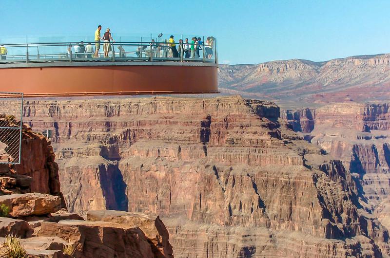 Sky Walk, Grand Canyon