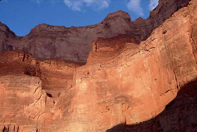 Nankoweep Wall Grand Canyon National Park