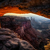 Mesa Arch - Canyonlands, UT<br /> © Sharon Thomas