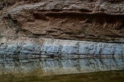 Santa Elana Canyon Wall