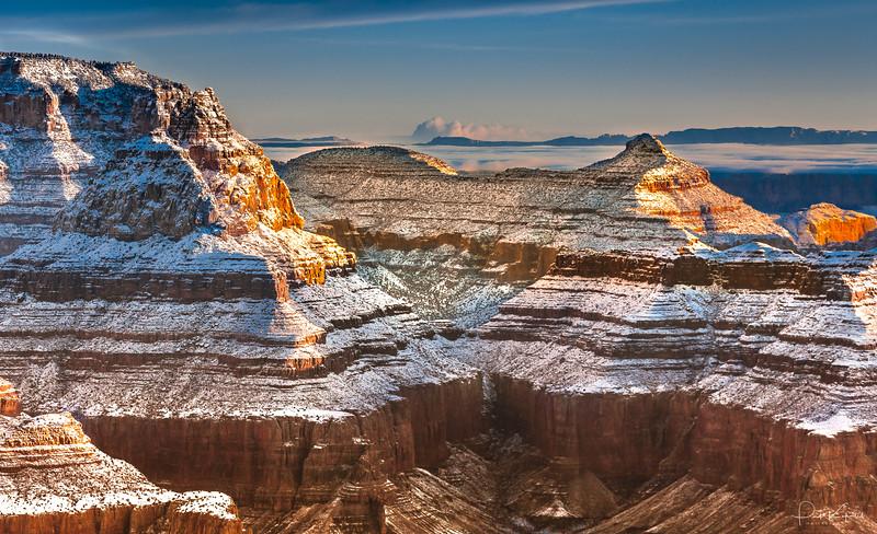 Winter Sunrise Grand Canyon