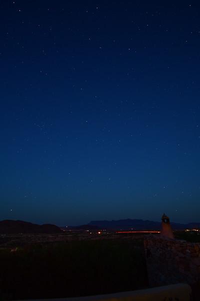 Stars over Terlingua I