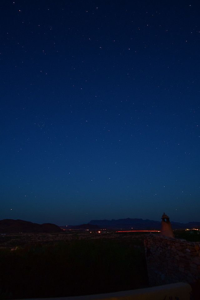 Stars over Terlingua I