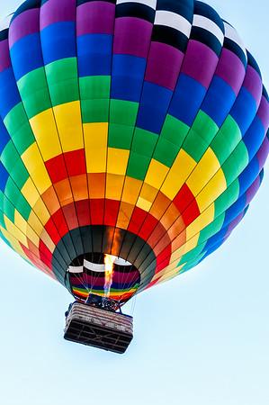 Balloon Fiesta - Albuquerque 4<br /> © Sharon Thomas