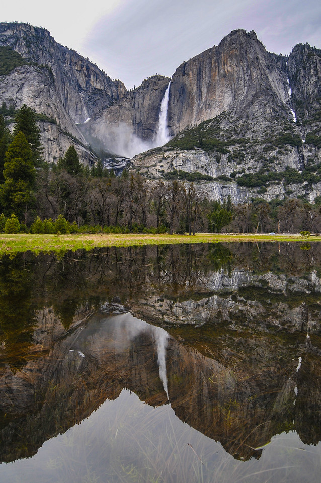 Yosemite Reflections I
