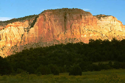Back Country Capital Reef National