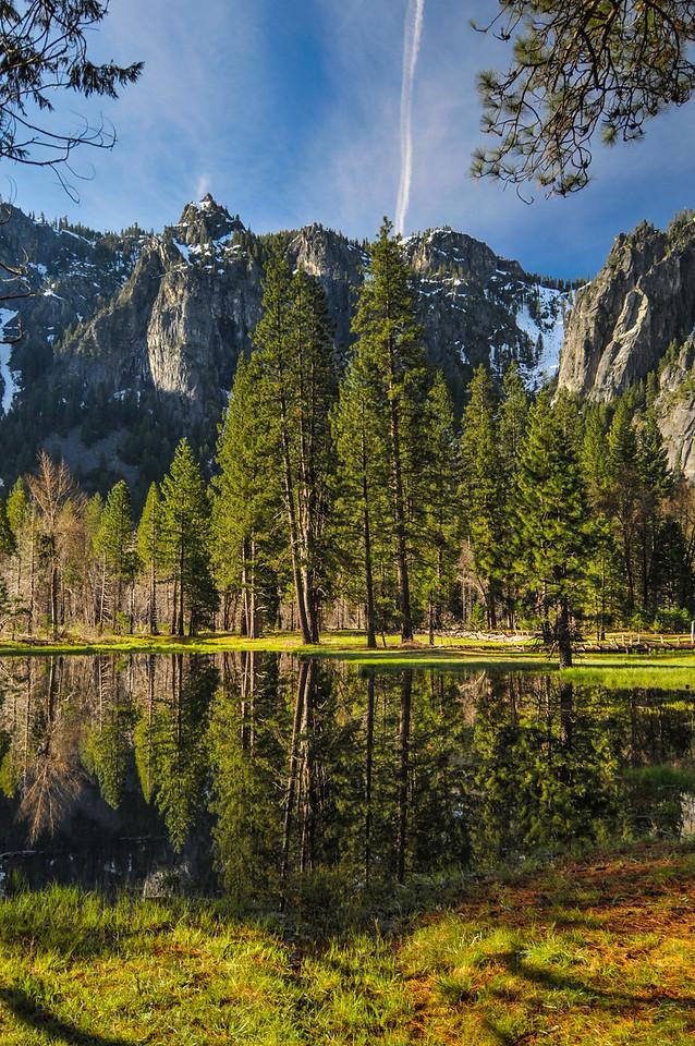 Yosemite Reflections II