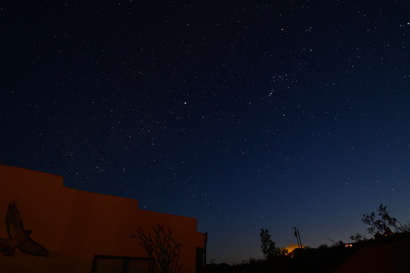 Stars Over Terlingua II