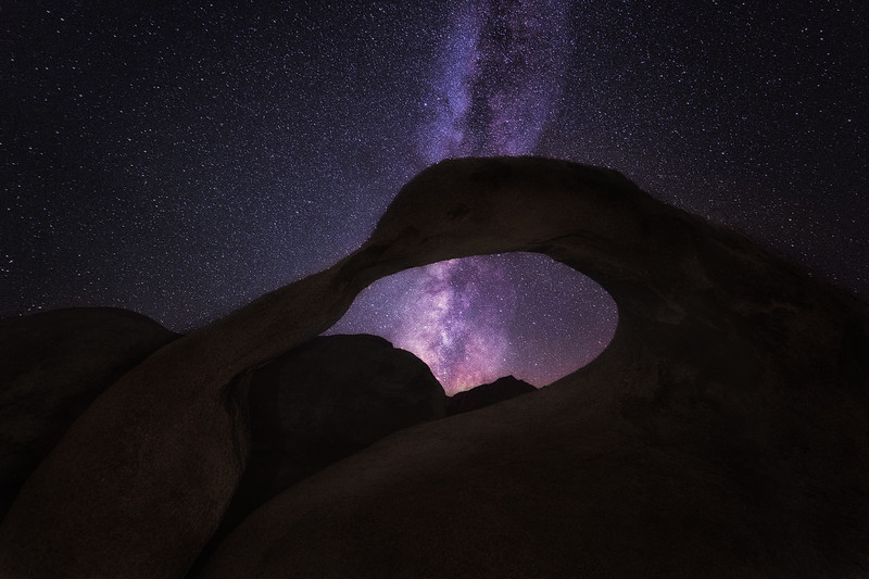 Mobius Milky Way