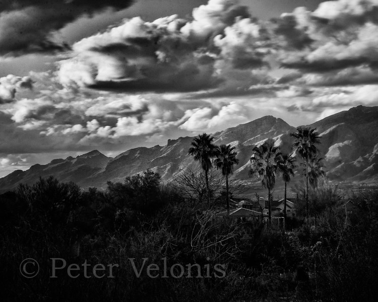 SantaCatalina Mts, Tucson