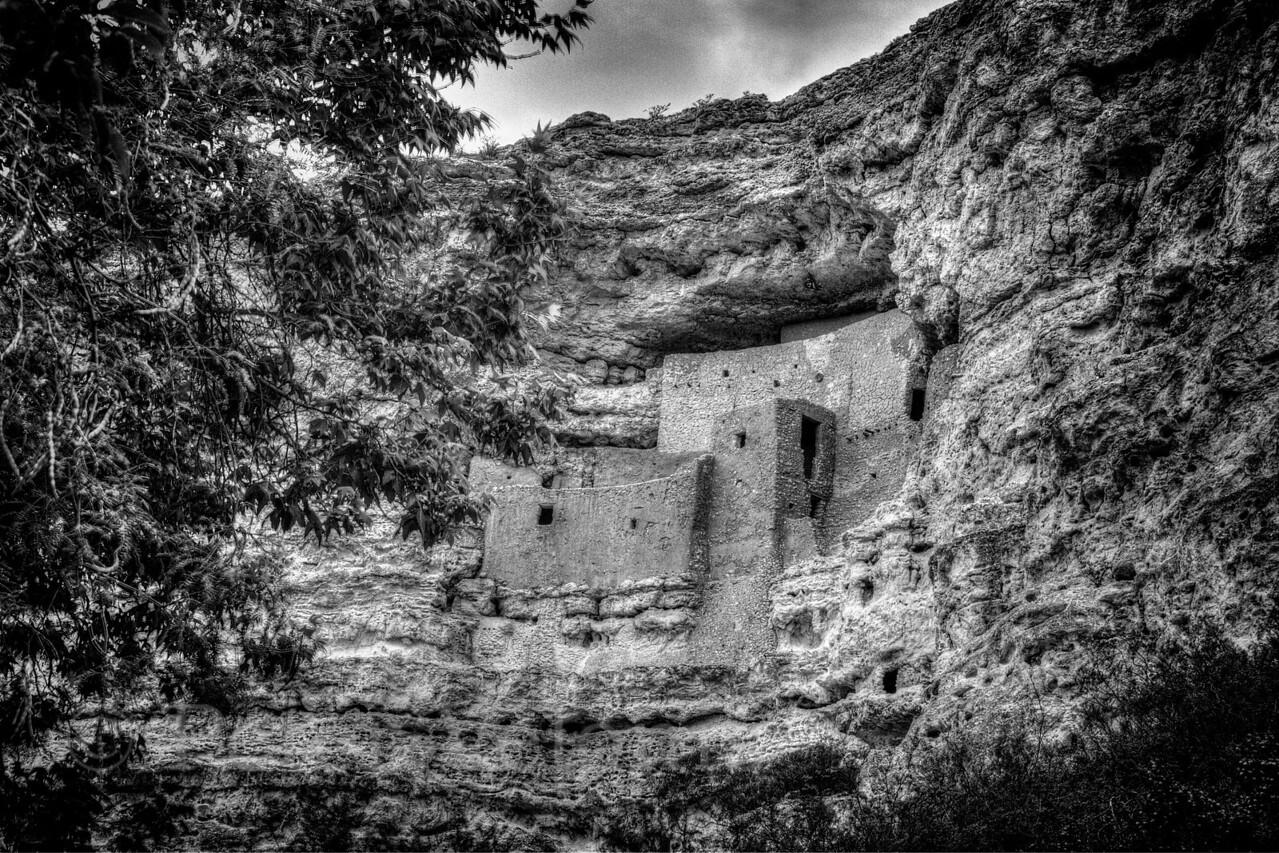 Montezuma's Castle Monument