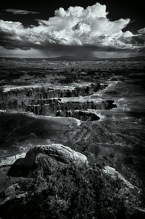Canyonlands Storm<br /> © Sharon Thomas