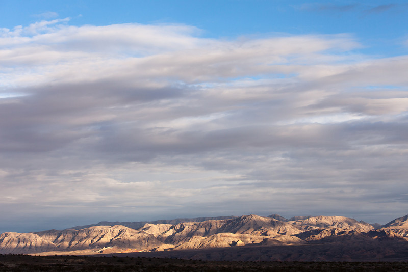 Wrinkled Hills, Route 66, Arizona