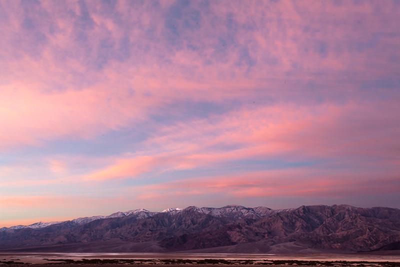 Pastel Shades, Death Valley