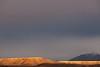 Sunset Light on Mesa, Route 66, Arizona