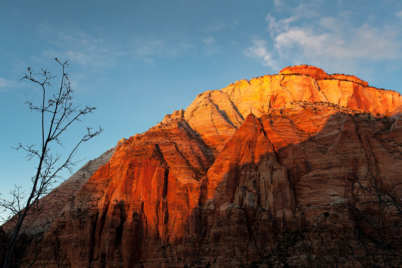 Blaze of Last Light, Zion NP