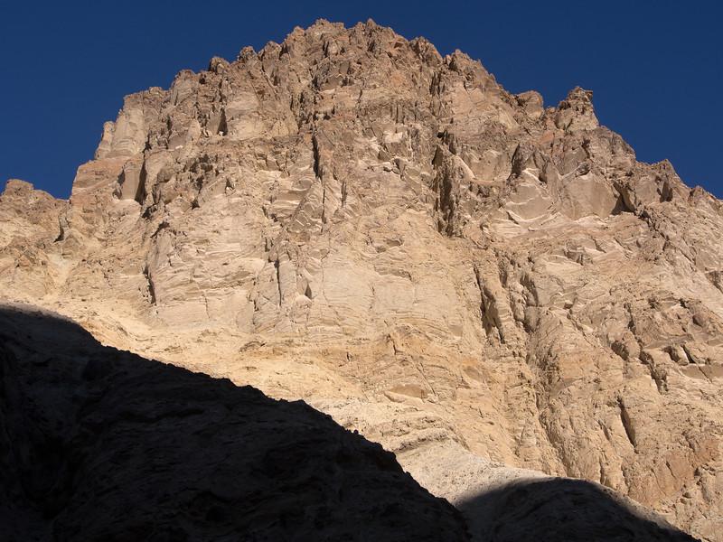 Shadow and Rock, Death Valley CA