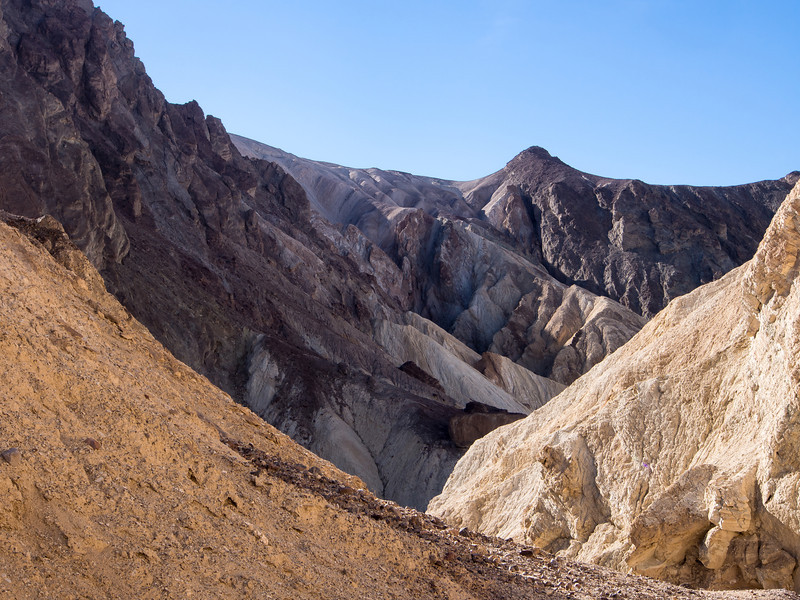 Death Valley Topography, Death Valley CA