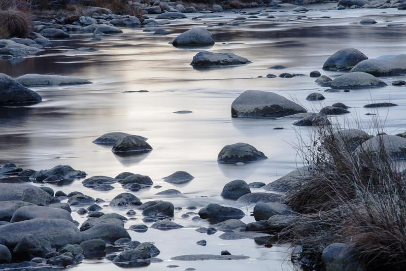 Dawn, Upper Kern River