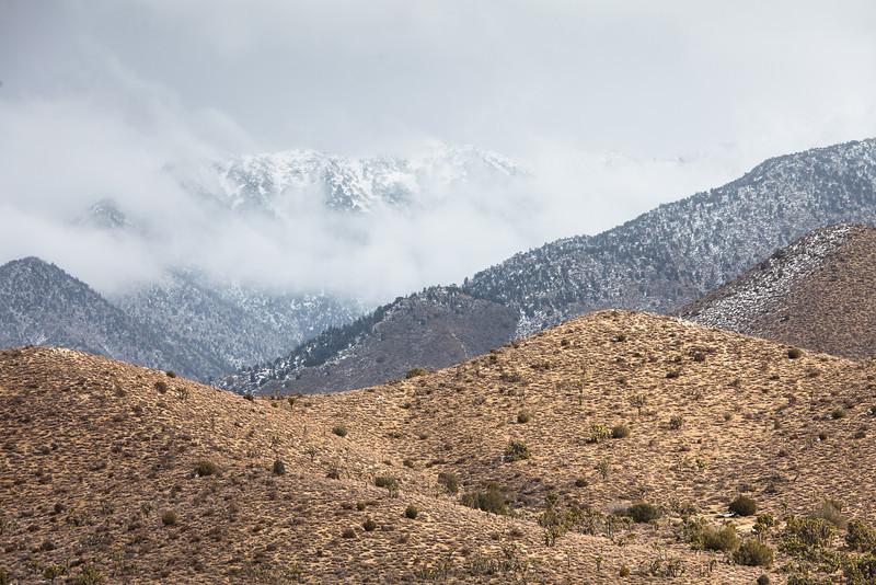 Landscape Layers, Walker Pass, California