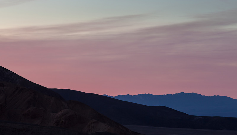 Layers, Death Valley