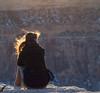 Rim Lit Portrait II, South Rim Grand Canyon AZ