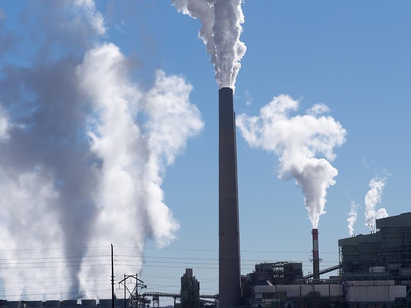 Cholla Power Plant I, AZ