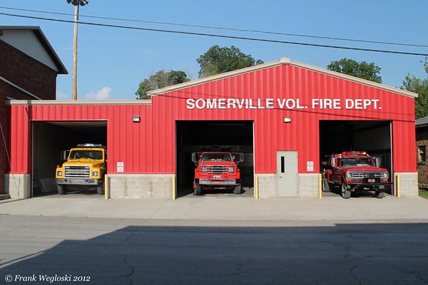 Somerville Fire Station