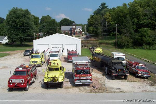 White River - Hazleton Fire Station and Fleet 2009