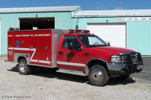 Truck 3 - 2002 Ford F-550/Warner Light Rescue