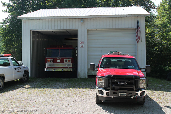 Station 14 with 2014 apparatus