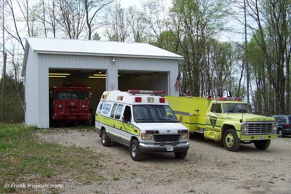 Station 4 - 2005 E. Kenray Lake Road - 2009