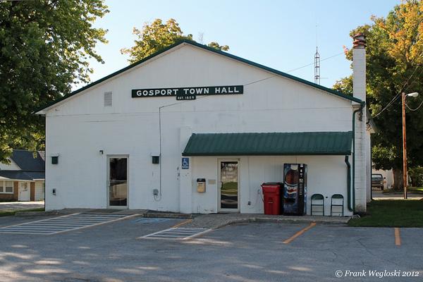 Former Gosport Fire Station