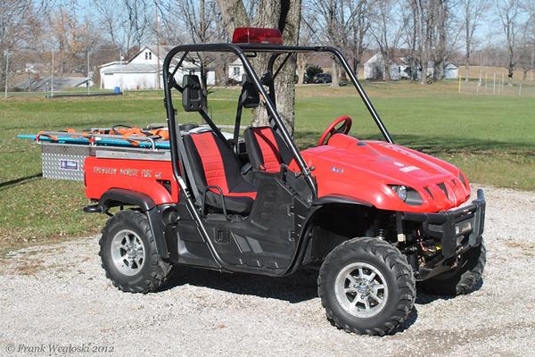 ATV 66 - 2011 Kawasaki Rhino/Medlite - HP/50gal