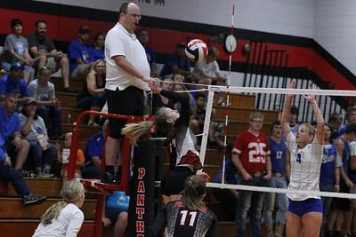 Southwestern @ Iowa-Grant Volleyball 9-11-18